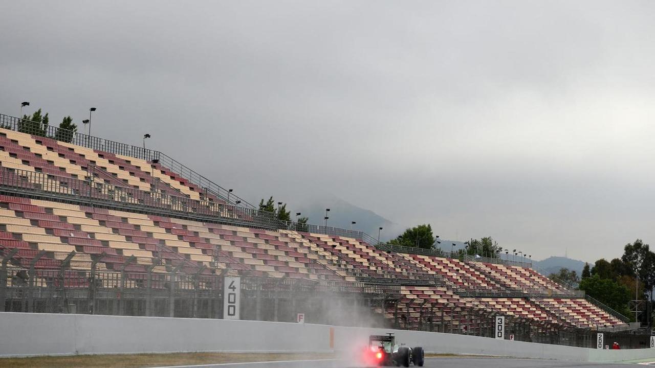 Barcelona circuit, Spain / XPB
