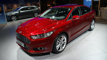 Ford's belated Mondeo goes to Paris, on sale later this year