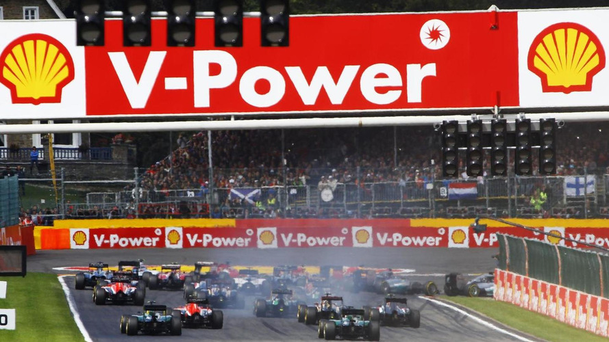 Spa extends F1 race deal through 2018