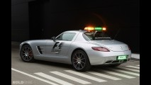 Mercedes-Benz SLS AMG F1 Safety Car