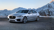 Jaguar XF gets quick update and AWD for 2016 [video]