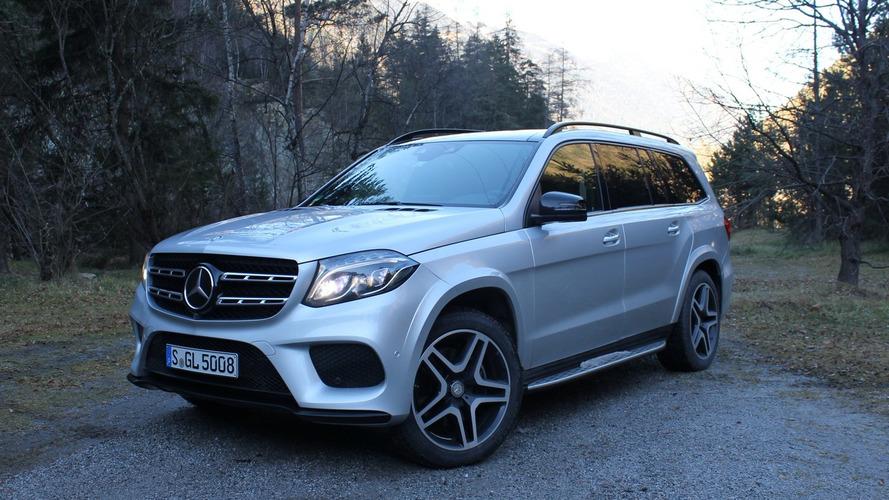 First Drive: 2017 Mercedes-Benz GLS