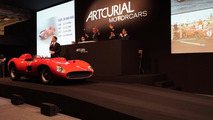 1957 Ferrari 335 Sport Scaglietti sells for $35M, most expensive ever [video]