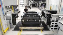 Lamborghini TechDay Lightweight Design: New CFRP Plant 22.02.2011