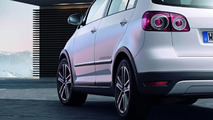 2011 VW CrossGolf Receives Facelift for Geneva Motor Show - Same Golf V body