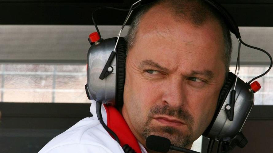 Gascoyne named Trulli as target Lotus driver
