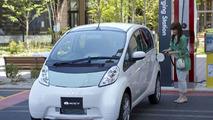 Mitsubishi Reveals electric i-MiEV production version