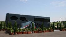 African stowaways hid in F1 trucks