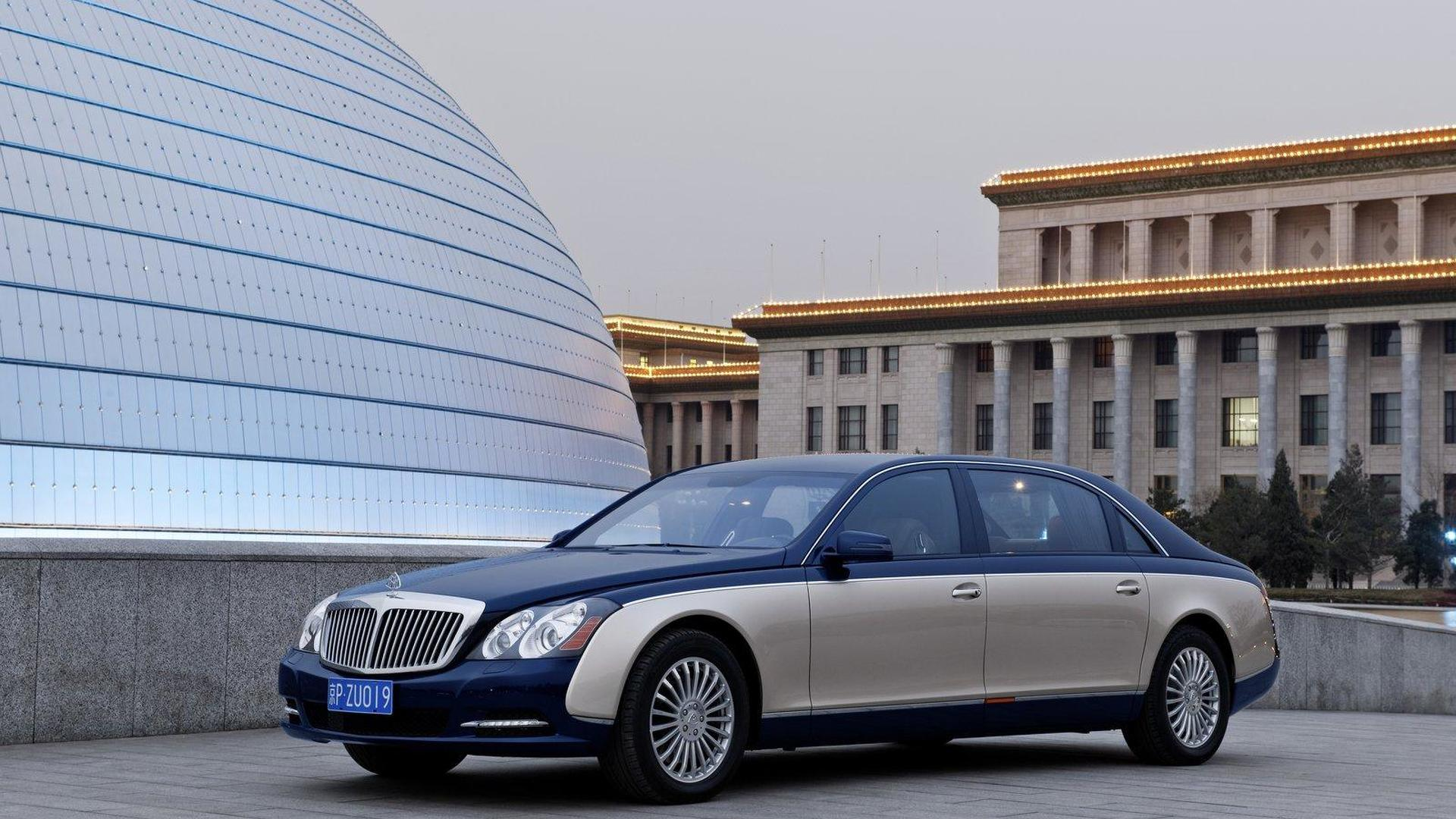 Aston Martin & Maybach tie-up detailed - rumors