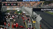 No title sponsor yet for 2010 Australian GP