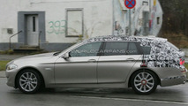 BMW 5-Series Touring Now Testing Almost Undisguised