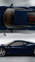 Ferrari 458 Italia - Pozziblu