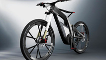 Audi Q3 Red Track & e-bike concept announced for Wörthersee 2012