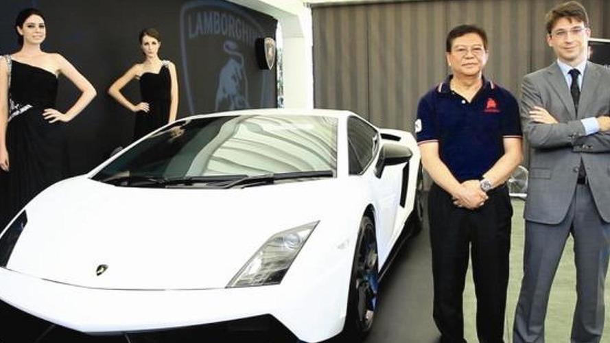 Lamborghini Gallardo LP550-2 MLE introduced for Malaysia