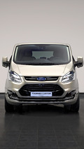 2013 Ford Tourneo Courier showcased in Geneva