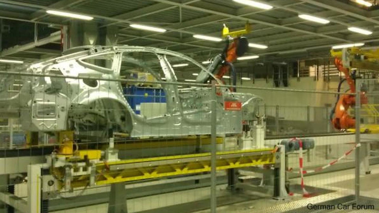 Possible BMW 3-Series GT spy photo 01.8.2012