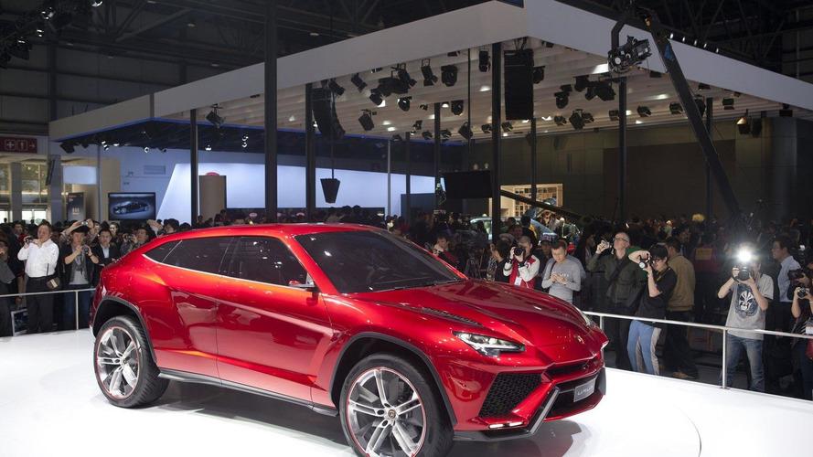 Lamborghini promises Urus will be fastest, most powerful SUV ever