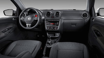 2013 Volkswagen Gol three-door 22.10.2012