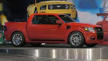 Ford Sport Trac Adrenalin Creates New Segment