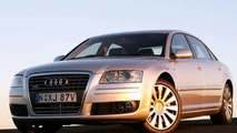 Audi A8L W12 in Australia