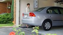2005 Honda Civic GX with Phill