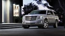 Cadillac Escalade-V could debut next year with 600+ bhp