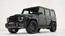 Brabus 800 iBusiness - based on the Mercedes G65 AMG