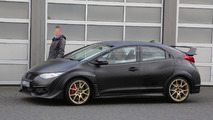 2015 Honda Civic Type-R spy photo