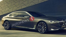 BMW Vision Future Luxury Concept leaked image