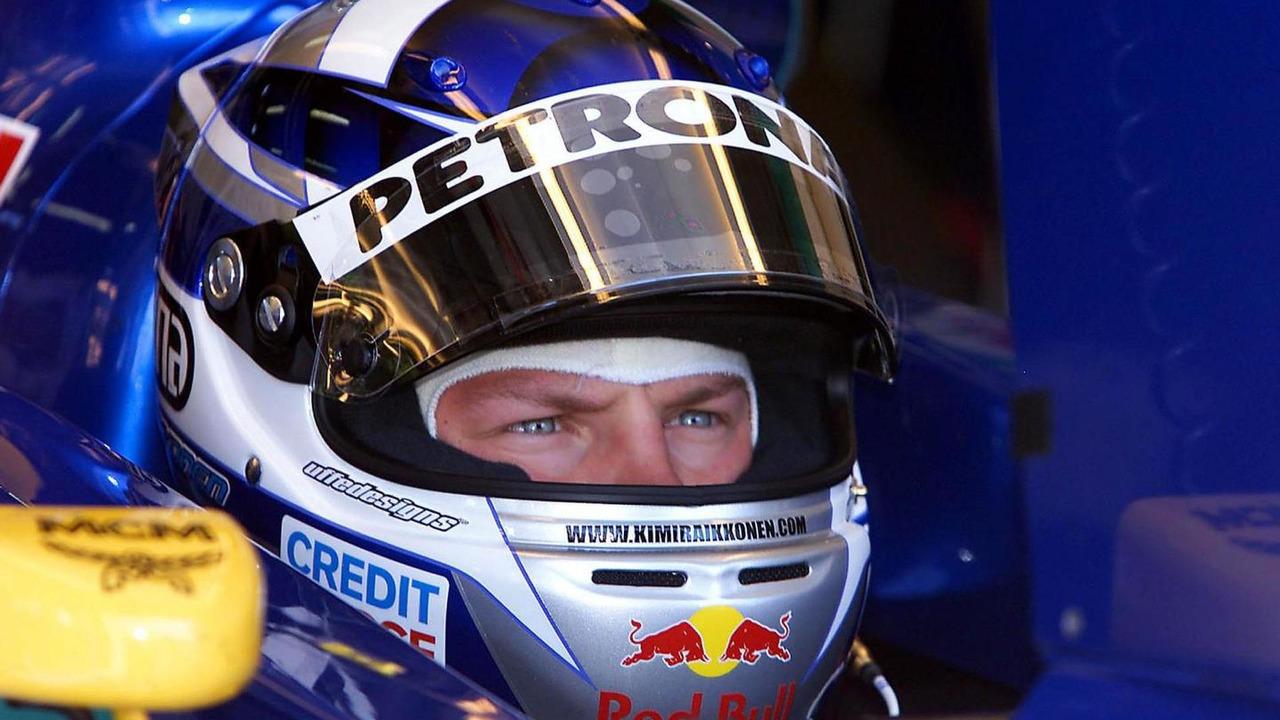 Kimi Raikkonen Sauber Petronas Team 16.03.2001 Malaysian Grand Prix