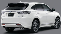 Toyota Harrier Modellista & Harrier TRD Sportivo concept to debut at the Tokyo Auto Salon