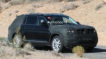 Volkswagen - Le tout nouveau SUV Teramont débute ses tests