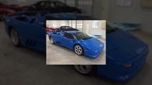 Donald Trump's Lamborghini Diablo fails to find support on eBay
