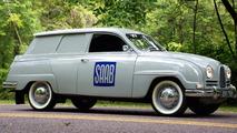 1962 Saab 95 Panel Van
