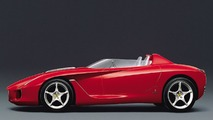 2000 Ferrari Rossa concept