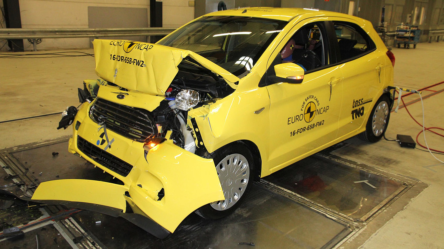 Crash-test - Résultats décevants pour la Fiat 500 et la Ford Ka+, 5 étoiles pour l'Audi Q5