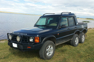 Can't Afford a Mercedes 6x6? Here's Your Homemade Alternative