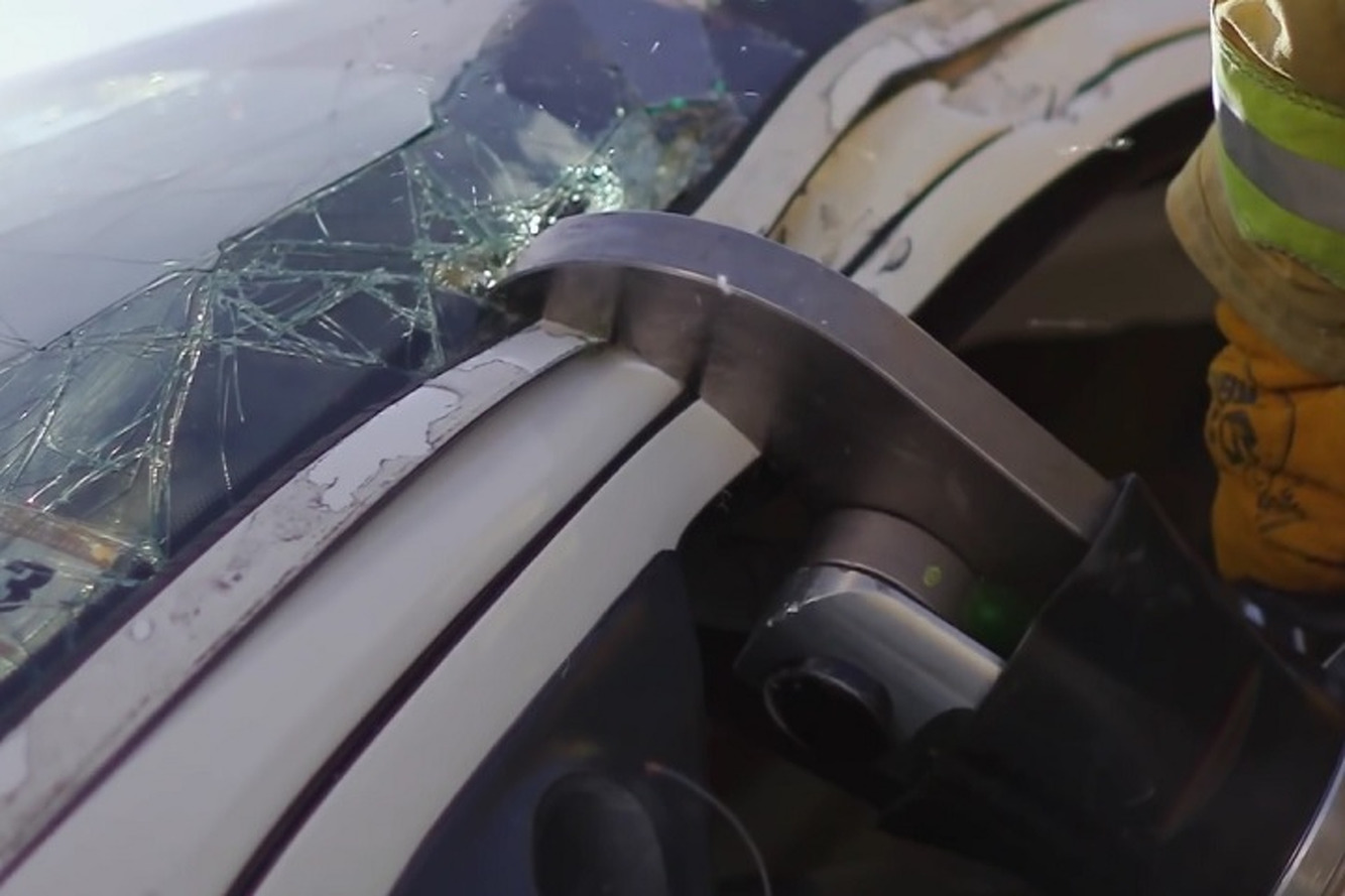 This is What It's Like to be Saved by the Jaws of Life