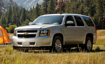 Texas Rep. Spends $986/mo in Taxpayer Dollars to Lease Personal Tahoe Hybrid
