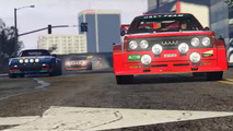 GTA Online Cunning Stunts update looks like hardcore Mario Kart
