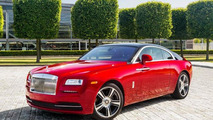 Rolls-Royce unveils a one-off Wraith inspired by the Inspector Morse TV show