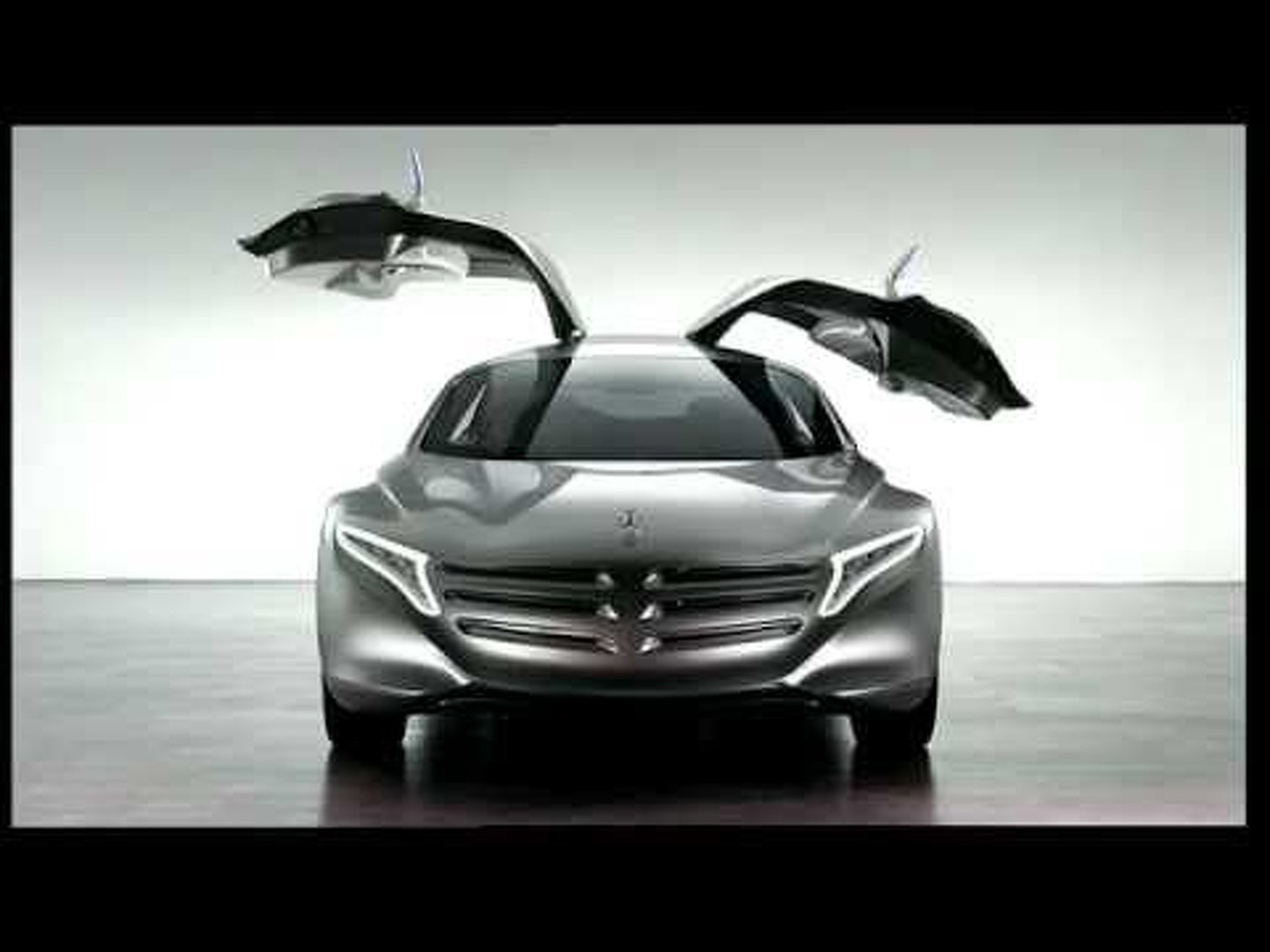 2011 Mercedes-Benz F 125! Research Vehicle