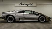 Pristine Lamborghini Diablo SV with 1.1 miles for sale