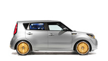 Customized Kia Souls for SEMA 05.11.2013