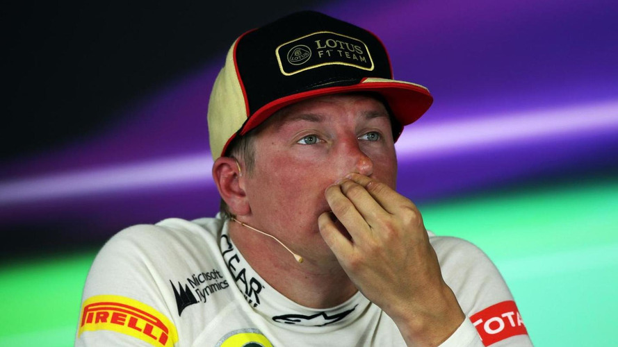 Age counted against Raikkonen at Red Bull - Marko