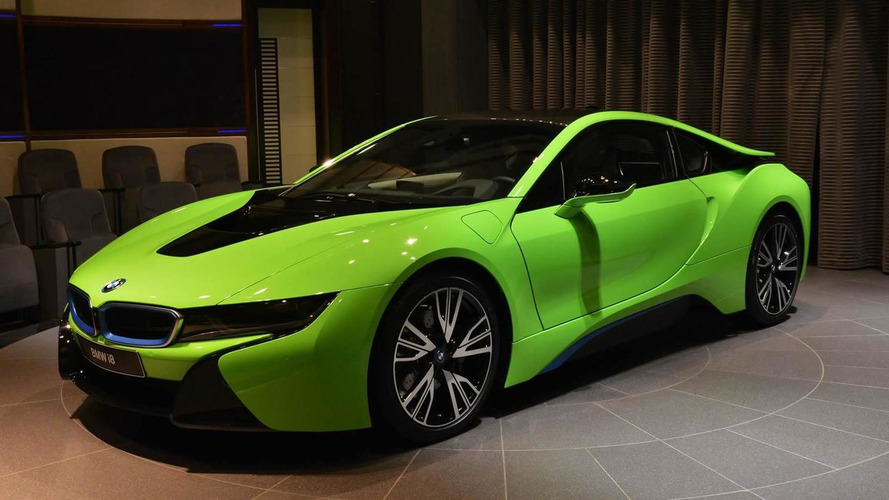 More powerful BMW i8 believed to be on track for 2016 release, won't have M badge