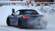 Porsche Boxster RS Spyder spy photo