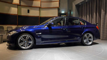 BMW M3 Tanzanite Blue