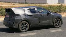 Toyota C-HR spy photo