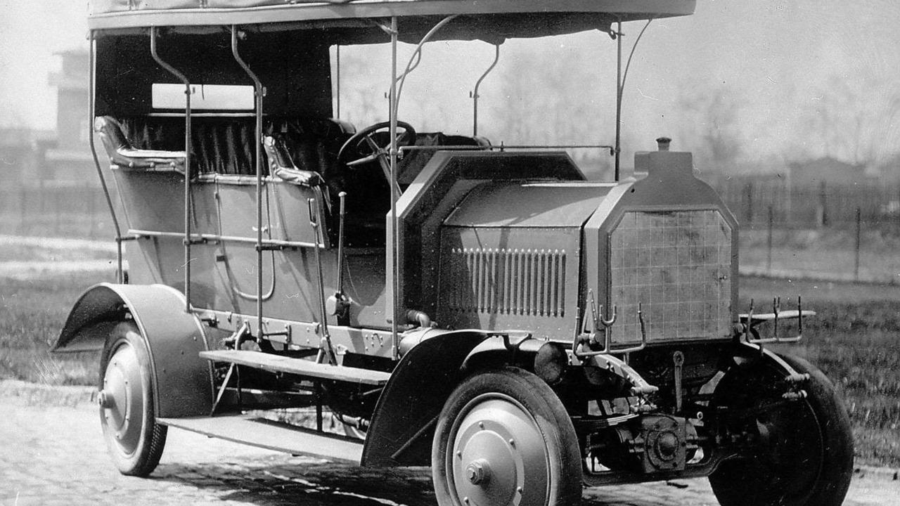 1907 DMG Dernburg-Wagen 16.8.2012